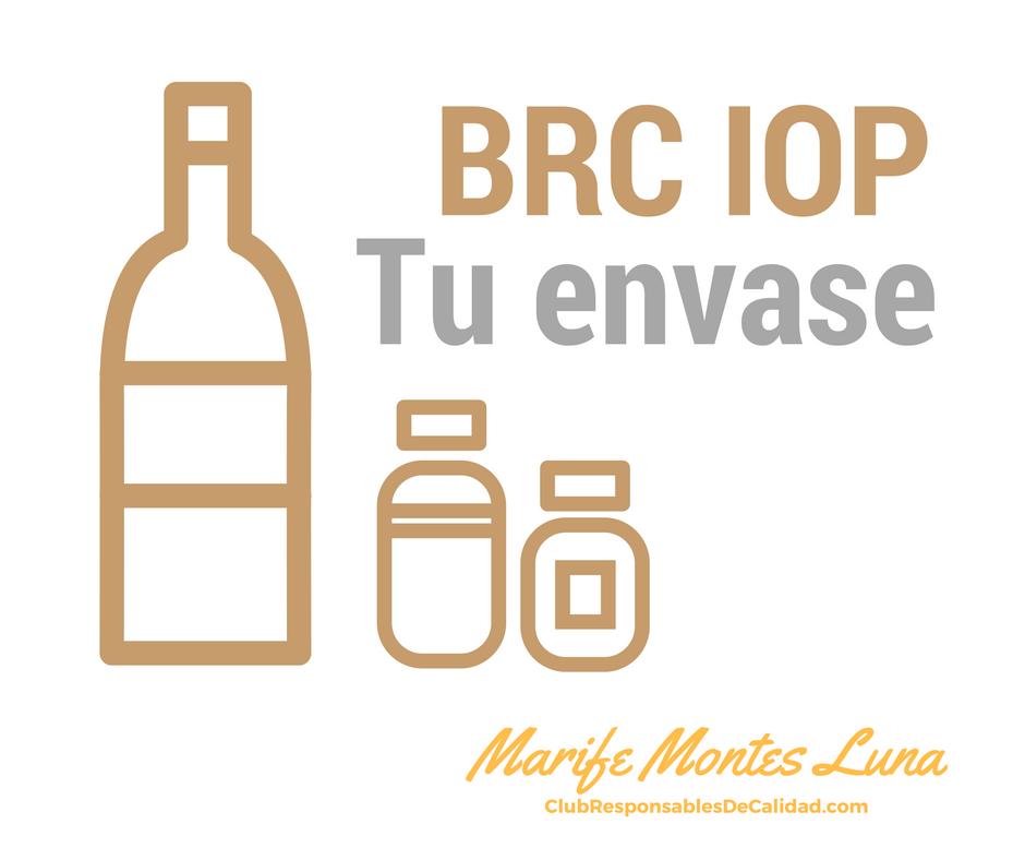 ¿Por qué implantar y certificarse un sistema bajo la BRC IoP? - Club Responsables de Calidad Cursos en Calidad y Seguridad Alimentaria