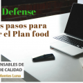 Cómo elaborar un Plan Food Defense?